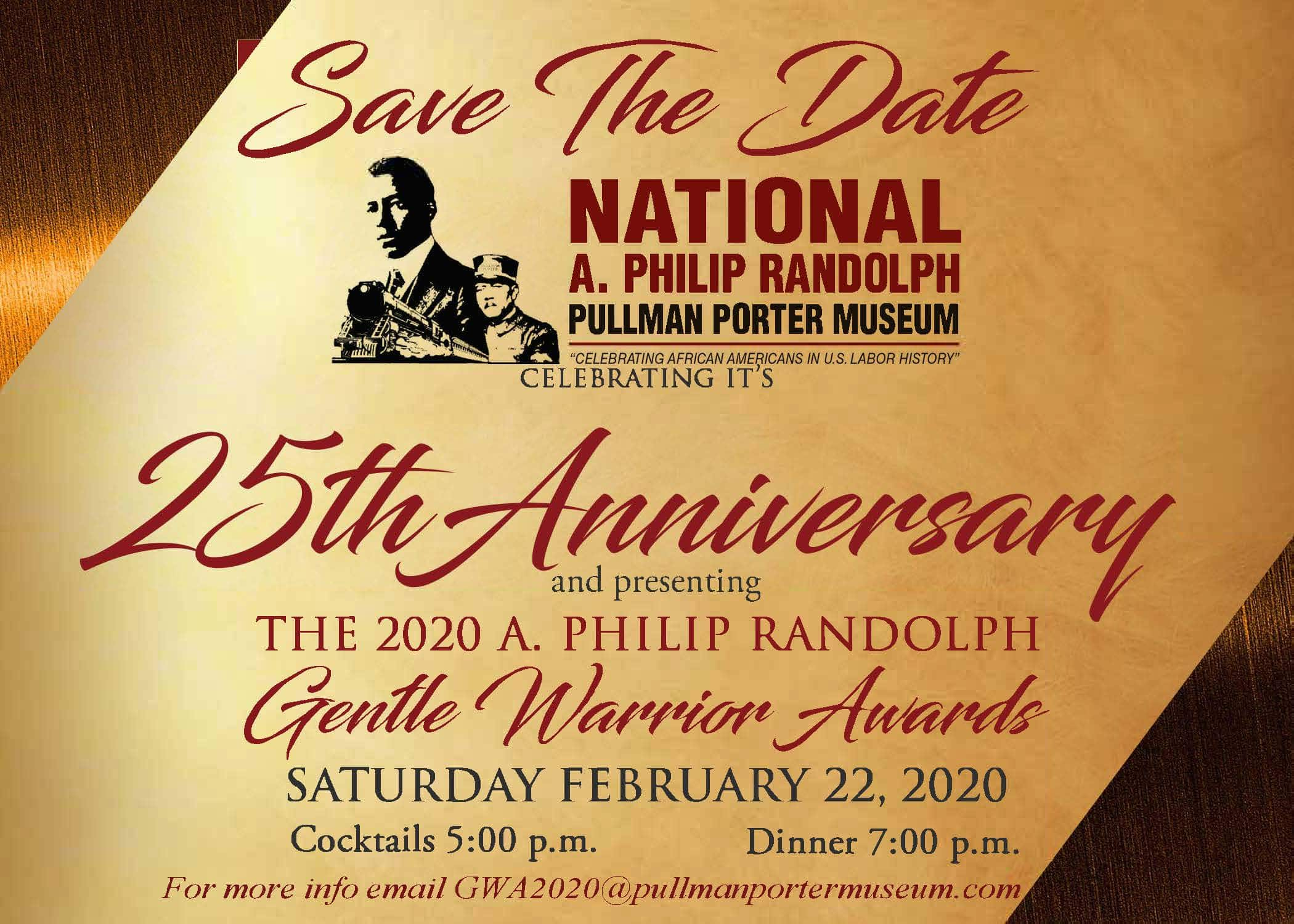 2020 Gentle Warrior Awards